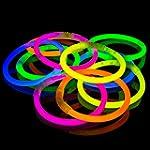 100 Pack Premium Glowhouse Glow Stick...