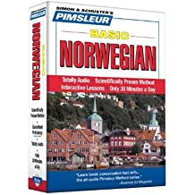 Norwegian, Basic: Learn to Speak and Understand Norwegian with Pimsleur Language Programs by Pimsleur (2007) Audio CD