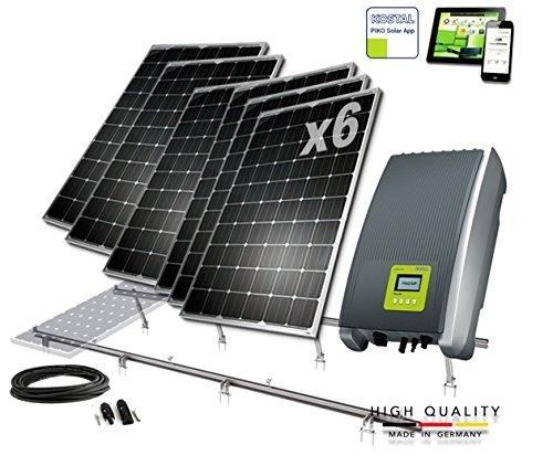 Kit para autoconsumo fotovoltaico acorde con el Real Decreto 900/2015, normativa actual que regula las condiciones administrativas, técnicas y económicas de las modalidades de suministro de energía eléctrica con autoconsumo y de producción de autocon...
