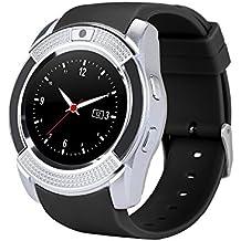 Piebo Smartphone Dial Call BT3.0 Reloj Inteligente gsm 2G SIM Phone Mate para iOS