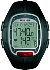 Polar RS100 Heart Rate Monitor and Stopwatch