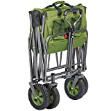 Tofasco Folding Wagon Trolley with Carry Bag