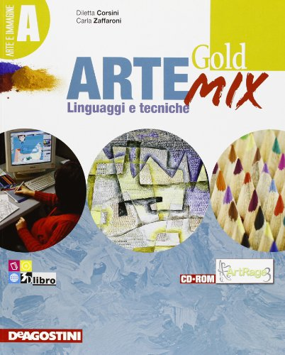 ARTEMIX GOLD A+B+C+LAB+2CD +LD