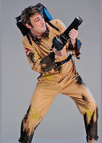 Magic Box Int. Erwachsene Halloween Deluxe Ghostbusters Kostüm STD. (up to a 44