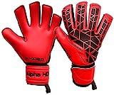 Best Football Goals - Kobo 2324-Alpha-HD Latex Soccer Goal Keeper Gloves, 9.5-inch Review