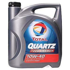 Total Quartz 700010W40Huile de moteur Tot-166049–1litre