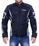 Best Motorcycle Jackets - Venom Burnout All-Season Mesh Motorcycle Riding Jacket Review