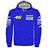Yamaha Factory Racing Rossi Hoodie - (S - 2XL) (Medium)