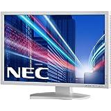 NEC 60003335 55,8 cm (22 Zoll) LED-Monitor (DVI, VGA, 5ms Reaktionszeit) weiß