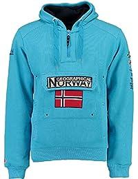 Geographical Norway Sweat à enfiler GYMCLASS Men Ass A 007 Sweat
