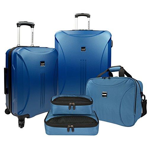 us-traveler-skyscraper-5-piece-hardside-spinner-luggage-set-steel-blue