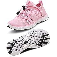 Gaatpot Aqua Escarpines Zapatos para Unisex Niños Zapatillas Baño Deportivas de Agua Playa y Piscina Calzado de Atletismo Sandalia de Verano