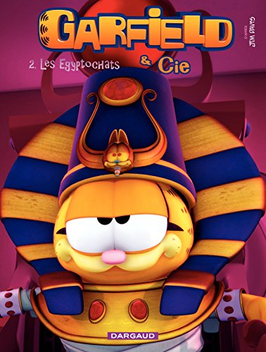 Livre gratuits Garfield et Cie - Tome 2 - Egyptochat (2) epub, pdf