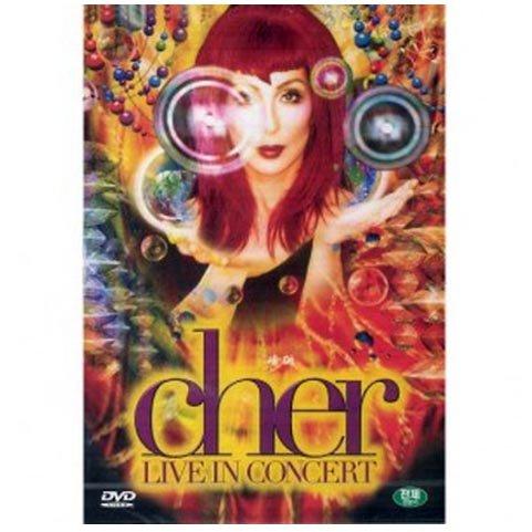 Cher: Live in Concert von Las Vegas (1999) Alle Region