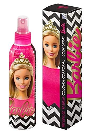Mattel Barbie, Parfümspray 200 ml im Geschenkkarton