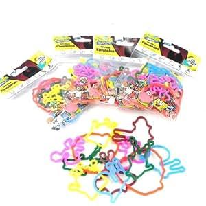Silicone bracelets 'Bandz Disney' spongebob.