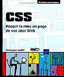Telecharger Livres CSS Reussir la mise en page de vos sites Web (PDF,EPUB,MOBI) gratuits en Francaise