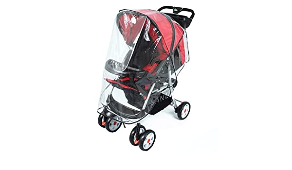 Universal Newin Star Rain Cover Protection Against Water and Wind Rain Cover for Prams//Baby Carrycots//Pushchairs
