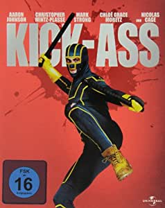 Kick-Ass - Steelbook [Blu-ray]