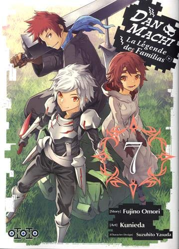DanMachi - La légende des Familias Edition simple Tome 7