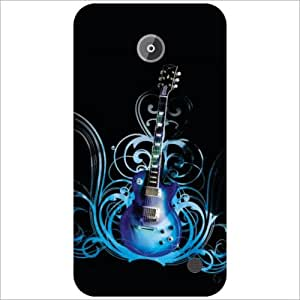 Nokia Lumia 630 Back Cover - Play Band Designer Cases