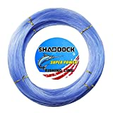 Shaddock Fishing Nylon Monofile Angelschnur Seil 500M 0,3mm-2,0mm Super Starke Nylon Monofil Speer...