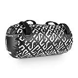 CAPITAL SPORTS Hydropow Power Bag Acqua Bag Sacco per Migliorare Forza e Resistenza (40 x 75 cm, 90 litri, 90 kg, 4 resistenti prese) Taglia XL