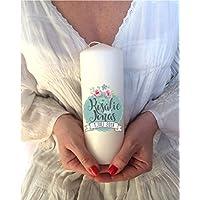 handmade/Hochzeitskerze/Hochzeitskerze personalisiert/Kerze mit Namen/Hochzeitskerze modern/Hochzeitskerze vintage/Hochzeitskerze individuell/Hochzeitskerze besonders/