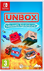 Unbox: Newbies Adventure (Nintendo Switch)