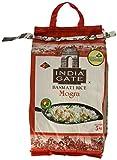#6: India Gate Basmati Rice Bag, Mogra, 5kg