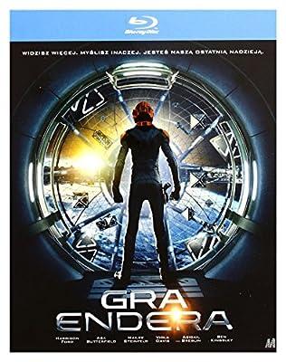 Ender's Game - Das große Spiel [DVD] (IMPORT) (Keine deutsche Version)