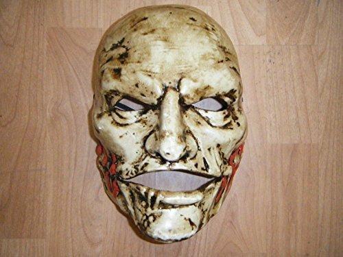 Corey Taylor Maske Slipknot Neues Modell Thermo der grauen Kapitel limited (Outfits Tag Verrückte)