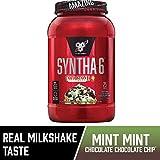 BSN Syntha-6 - Polvo de proteína de suero en frío (25 porciones)