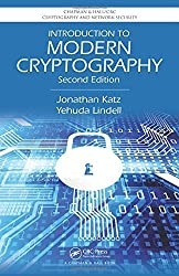 Introduction to Modern Cryptography, Second Edition (Chapman & Hall/CRC Cryptography and Network Security Series) by Jonathan Katz (2014-12-18)
