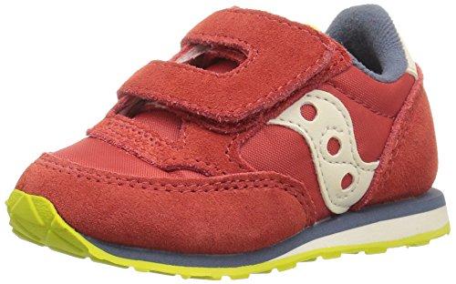 SAUCONY ST56368 JAZZ HL Blau Babyschuhe reißen Rote