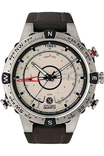 Timex Herren-Armbanduhr Analog Quarz T2N721 (Männer Timex Chronograph Watch)