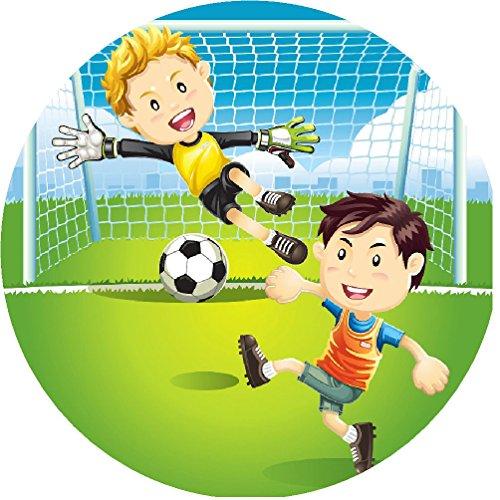 Tortenaufleger Fussball 10