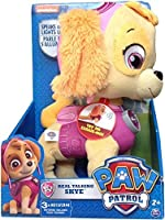 Nickelodeon, Paw Patrol - Real Talking Skye Plush by Spin Master