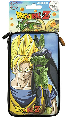 FUNDA PARA NINTENDO 3DS EDICIÓN DRAGON BALL Z