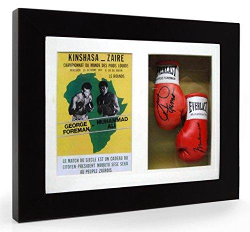 muhammad-ali-george-foreman-rumble-jungle-guantoni-da-boxe-in-miniatura-con-cornice-display