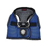 Puppia PLRD-HB9345 Geschirr Thermal Soft Vest Harness, XXL, royal blau