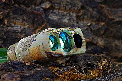Entfernungsmesser Eyoyo : Boblov dazhen 6 x 21 mm digital entfernungsmesser scope monokular