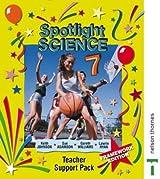 Spotlight Science Teacher Support Pack 7: Framework Edition by Keith Johnson (2003-10-14)