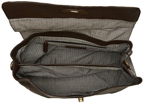 Timberland Tb0m5688, Borsa a Mano Donna, 16 x 24.5 x 35.5 cm (W x H x L) Marrone (Chocolate Brown)
