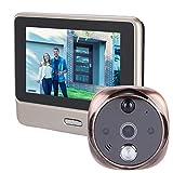 WiFi Network Video Door Phone Doorbell 720P Y10 Smart Doorphone Video Doorbell Real-time