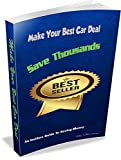 Have you ever wondered why you couldn't get the same deal you saw advertised on television? You can't get the exact car you truly wanted because the price or payment is just out of reach? Wondering why you seem to be the one that is always in a negat...