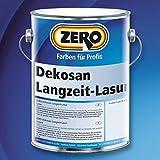 Zero Dekosan Langzeit-Lasur 2,5 Liter Kiefer