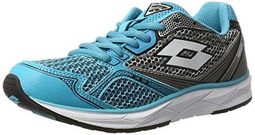 Lotto Sport Speedride 200 W, Chaussures de Running Femme Bleu (Blu Tah/slv Mt)