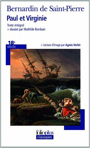 Paul Et Virginie por Bernardin De Saint Pierre