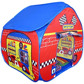 Pop It Up Childrens Pop Up Play Tent for Boys  sc 1 st  Amazon UK : pop up childrens tent - memphite.com